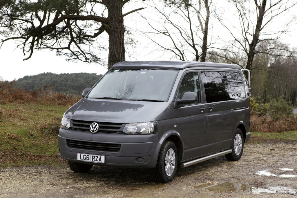 Debs - VW Campervan that sleeps 4 people