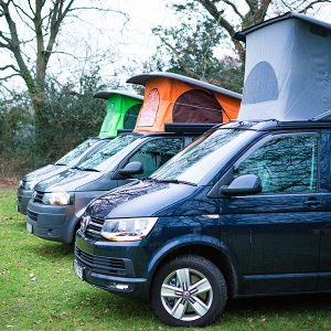 campervan holidays UK
