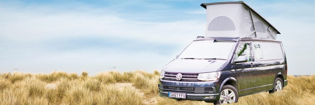 Rent a VW Campervan for Summer