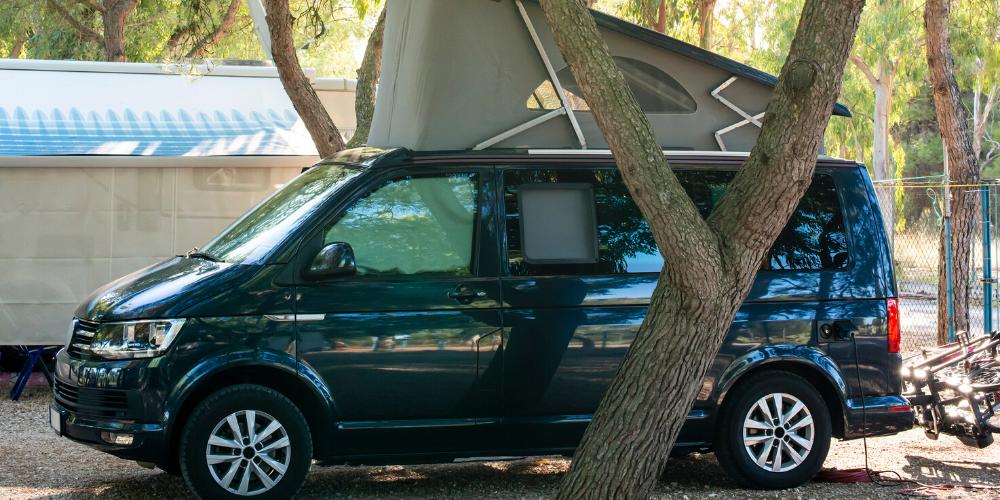 luxury campervan hire uk